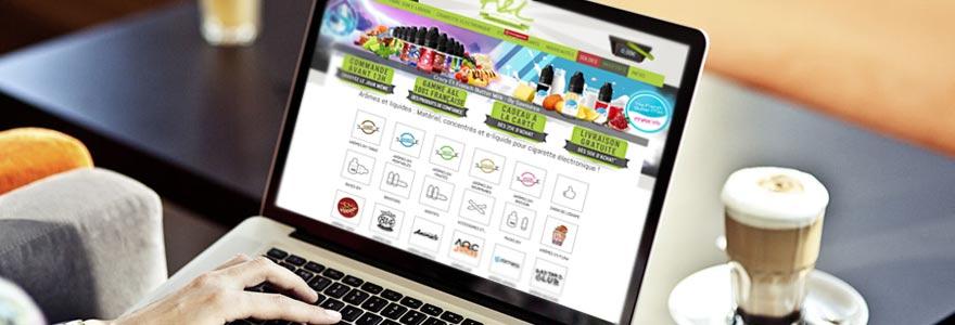 Critères de choix de la saveur de son e-liquide