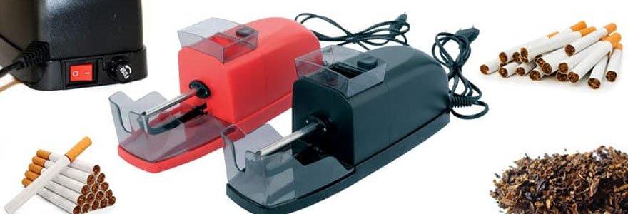 Opter pour une tubeuse électrique pour la fabrication de ses cigarettes